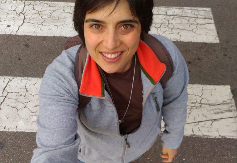 Ana Madueño, religiosa de la Consolación joven