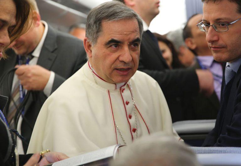Angelo Becciu, sustituto de la Secretaria de Estado