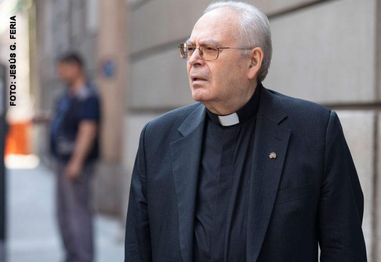 El cardenal claretiano Aquilino Bocos
