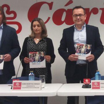 Presentación Informe Economia Solidaria 2017 Cáritas España