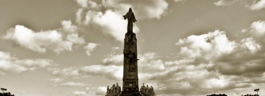 Basílica del Cerro de los Ángeles en Getafe.