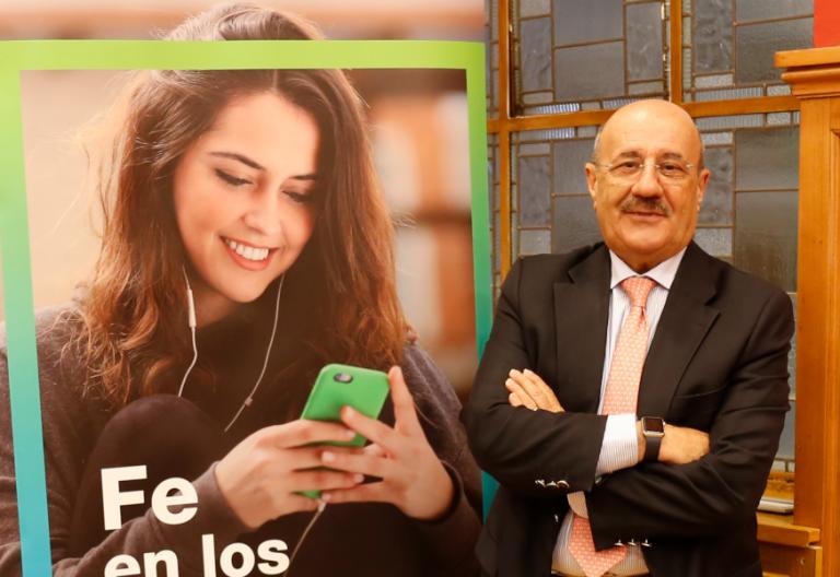 Rafael ortega presenta el XX Congreso Católicos y Vida Pública