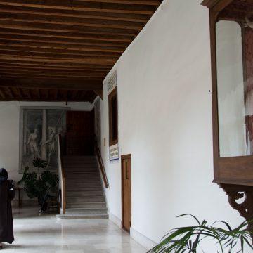 Monasterio cierre