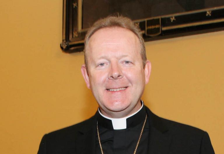 El obispo primado de Irlanda, Eamon Martin