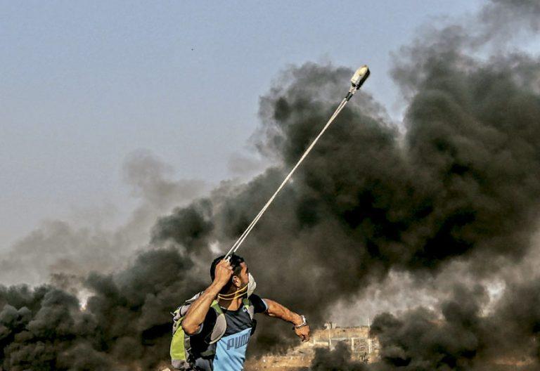 Tensiones en la Franja de Gaza tras la decisión de Estados Unidos de trasladar la embajada de Tel Aviv a Jerusalén