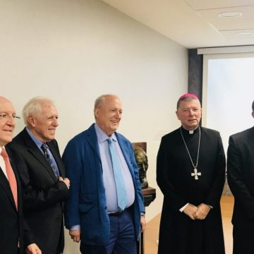 La Fundación Pablo VI rinde homenaje a Ángel Herrera Oria