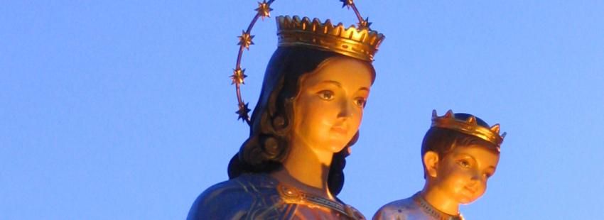 La familia salesiana celebra la fiesta de María Auxiliadora