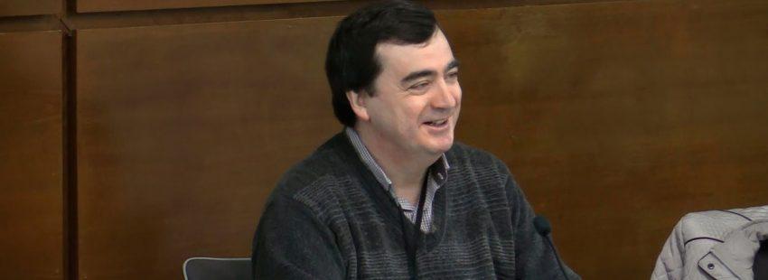 Màxim Muñoz, presidente de la Unión de Religiosos de Cataluña