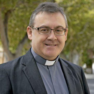 Miguel Ángel Jiménez, director del Secretariado para el Sostenimiento de la Iglesia de la Conferencia Episcopal Española