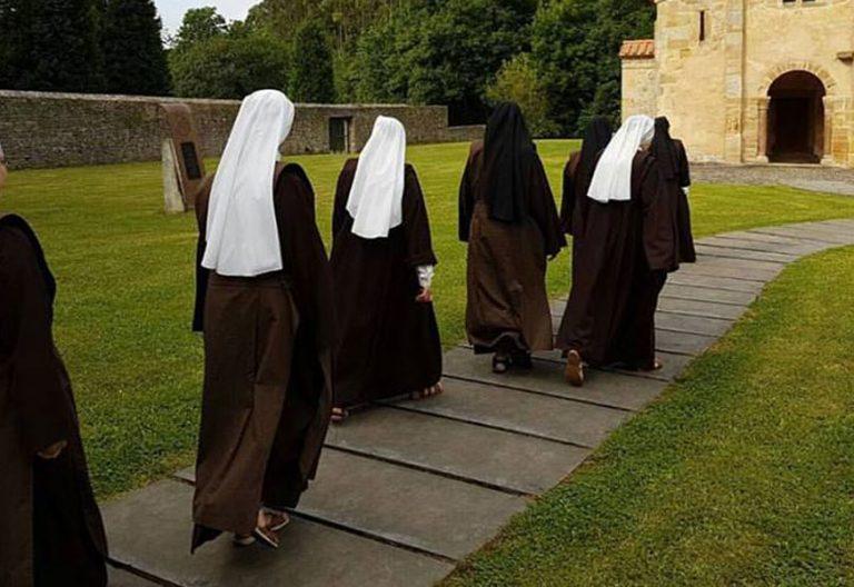 Monjas de clausura convento