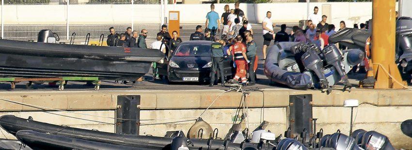 El narcotráfico aumenta las tensiones y la violencia en Cádiz