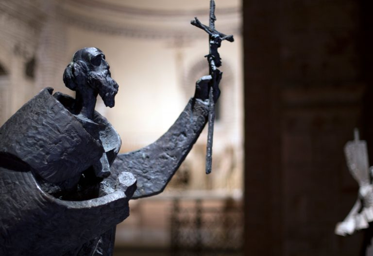 San Juan de la Cruz, las Edades del Hombre