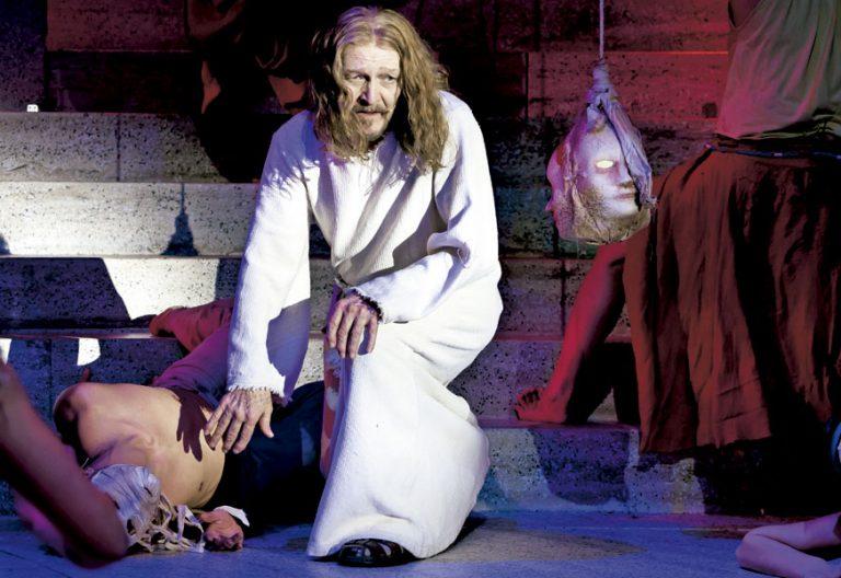 El musical de Jesucristo superstar