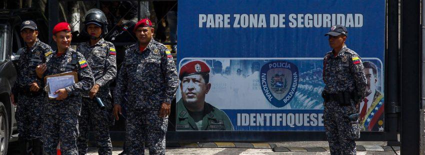 Motín en una prisión venezolana donde Maduro tiene recluidos a varios presos políticos