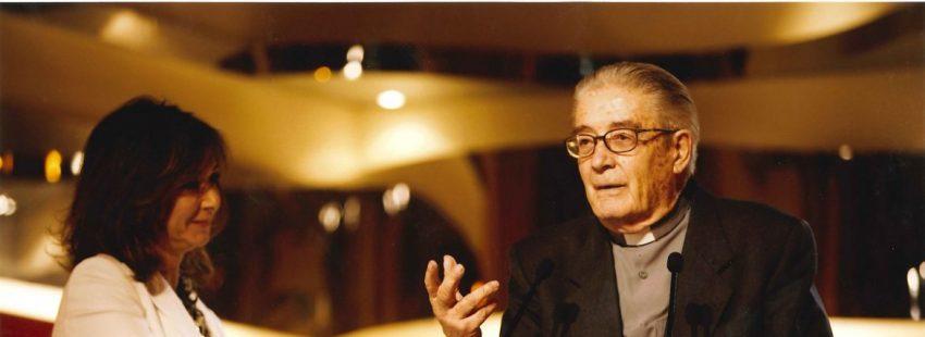 El jesuita Jaime Garralda