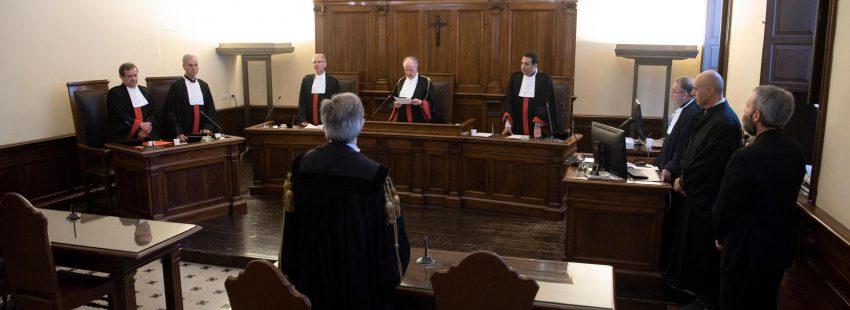 tribunal que ha condenado a alberto capella por pornografia infantil en el vaticano