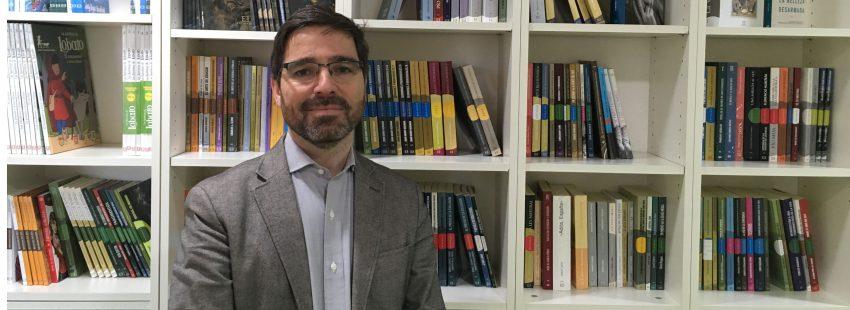 Manuel Oriol, director general de Ediciones Encuentro