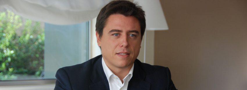 Borja Barragán, creador del primer fondo católico de España