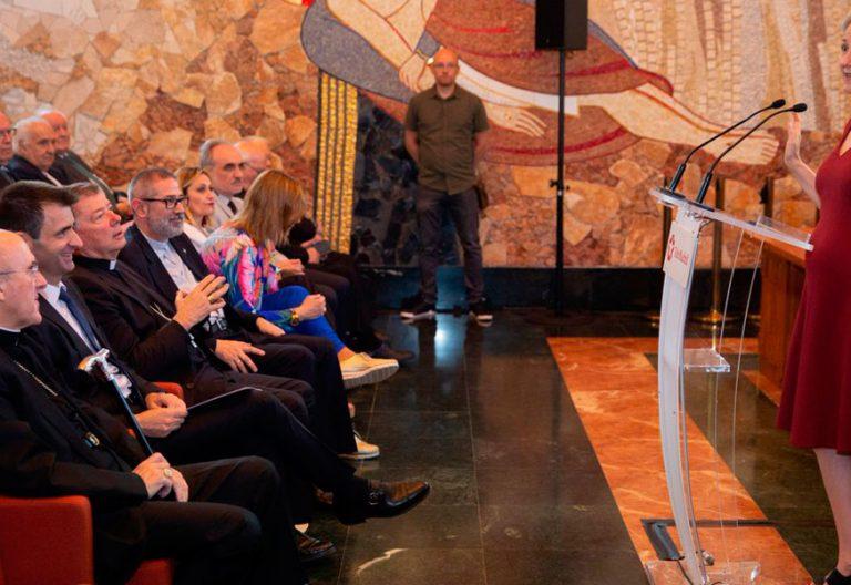 presentación documental catedral Almudena Madrid