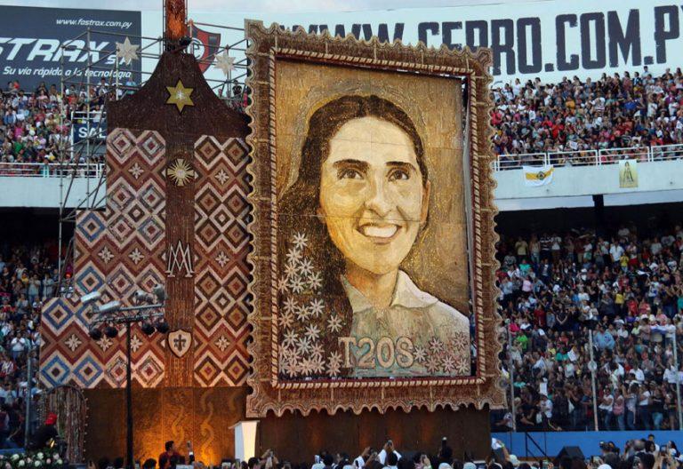 beatificacion de maria felicia guggiari en paraguay con angelo amato