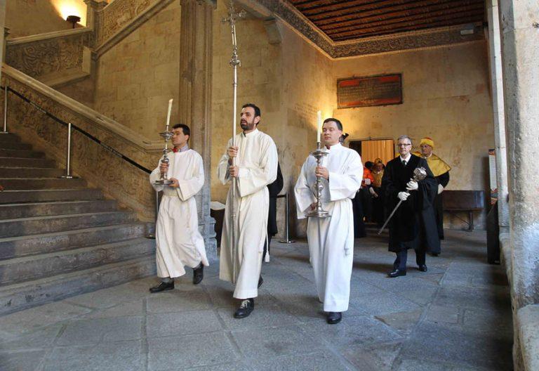 Ocho siglos de la Universidad de Salamanca