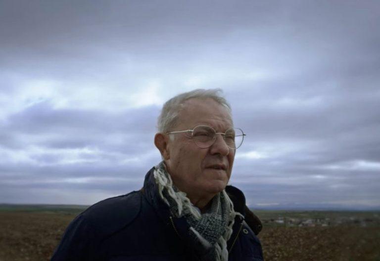 José Ángel de la Casa, periodista enfermo de Parkinson