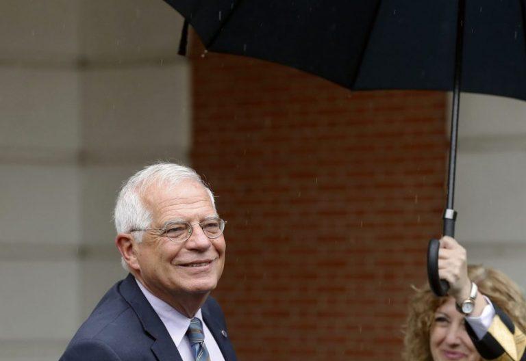 El ministro de Asuntos Exteriores, Josep Borrell/EFE