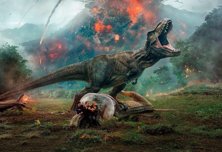 Fotograma de Jurassic World: El reino caído