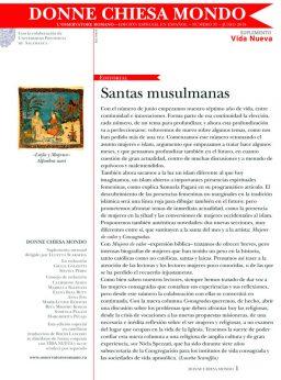Portada Donne Chiesa Mondo junio 2018