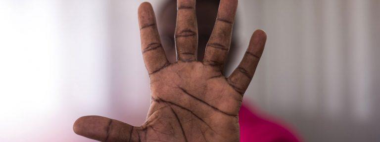 Rodrigo, inmigrante camerunés asentado en Córdoba, en una imagen de 2017