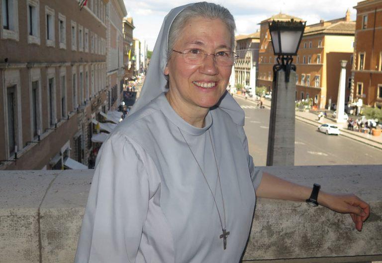 Carmen Ros, religiosa de Nuestra Señora de la Consolación ysubsecretaria de la Congregación para los Institutos de Vida Consagrada y las Sociedades de Vida Apostólica (CIVCSVA)