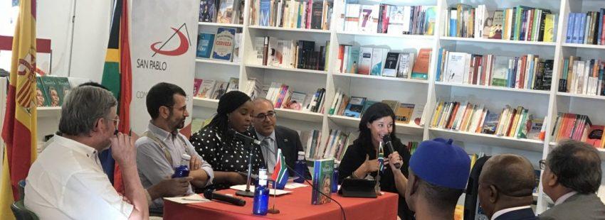 Presentación del libro de Javier Fariñas sobre Nelson Mandela