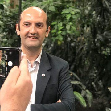 Fernando Cordero Morales, director de la revista '21'