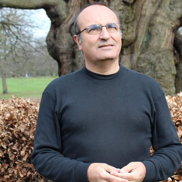 Luis López, autor de 'La sensación de Dios'