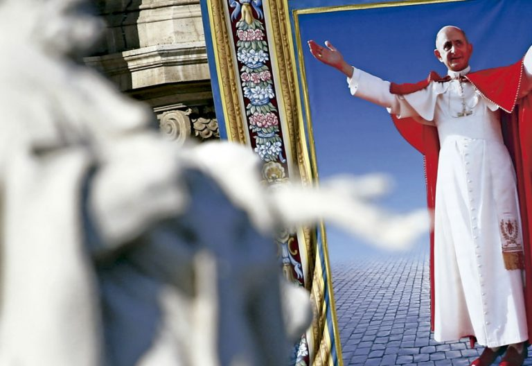 Pablo VI beatificación