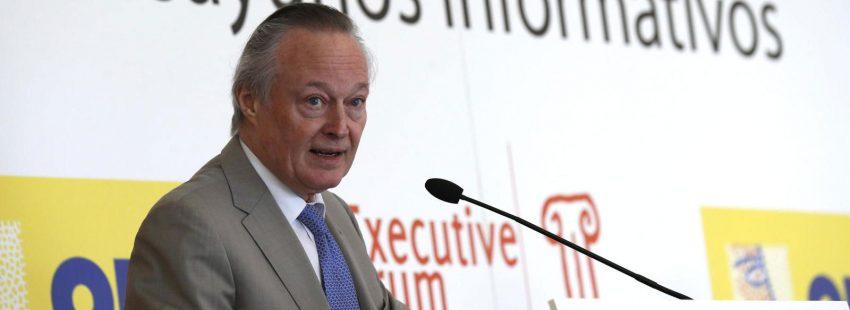El exministro Josep Piqué