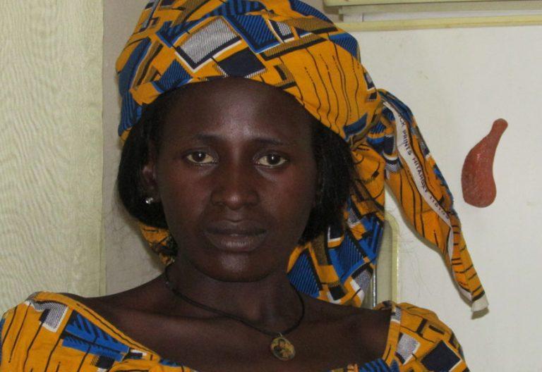 Rebeca, cristiana secuestrada por Boko Haram
