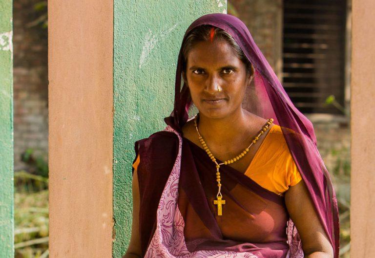 Swetha, cristiana india