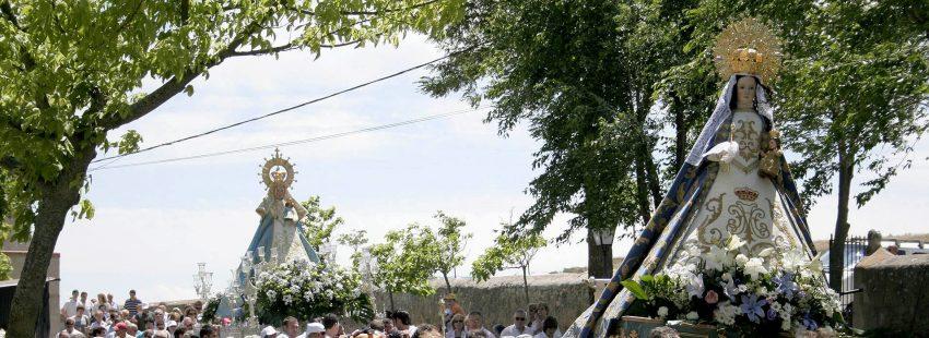 Celebración festividad Nuestra Señora de Sonsoles