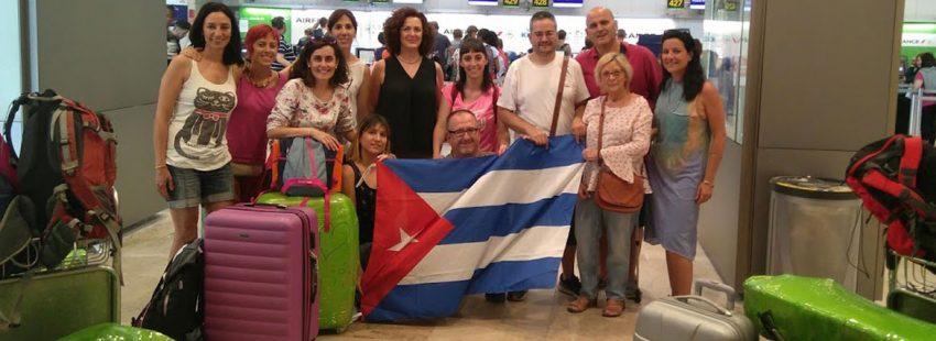 ONG solidaria de La Salle en Cuba