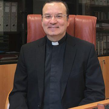 Carlos Simón Vázquez, delegado del prefecto del Dicasterio para los Laicos, la Familia y la Vida