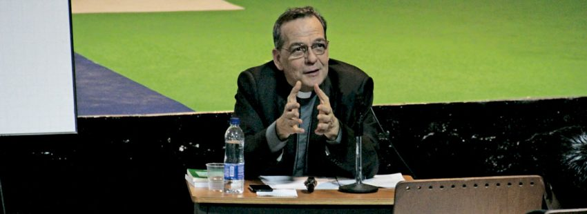 Gilfredo Marengo, profesor del Instituto Juan Pablo II de la Familia