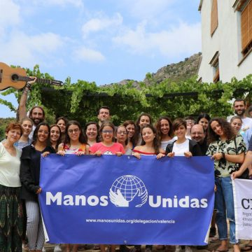 Manos Unidas I Campamento Sostenible para jóvenes Castellón 2018