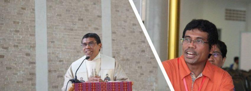 El superior general de los misioneros del Verbo Divino, Paul Budi Kleden