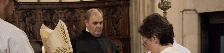 Una virgen consagrada de la diócesis de Ciudad Real