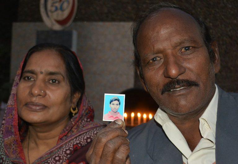 Akash, cristiano mártir en Pakistán