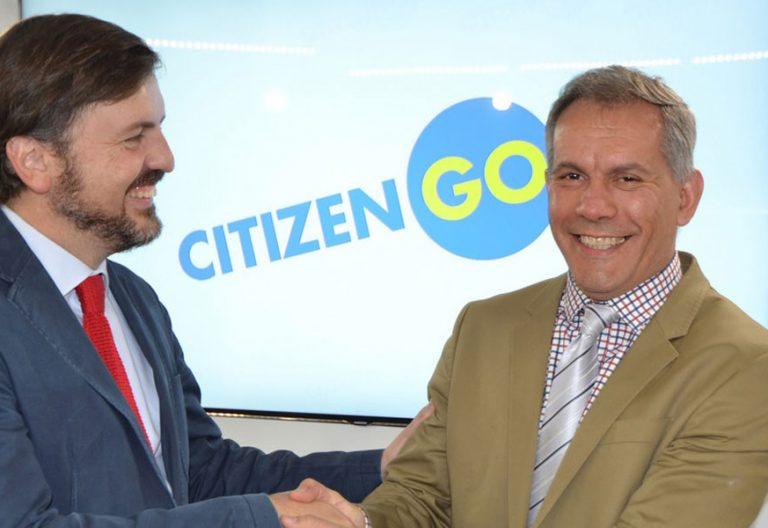 Arsuaga, Hazte Oír, Citizen Go, Yunque Argentina