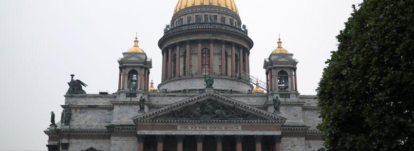 Catedral de san Isaac en san peterburgo iglesia ortodoxa