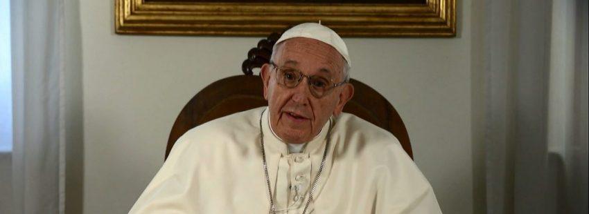 El Papa envía un vídeo mensaje al Encuentro de las Familias de Dublín
