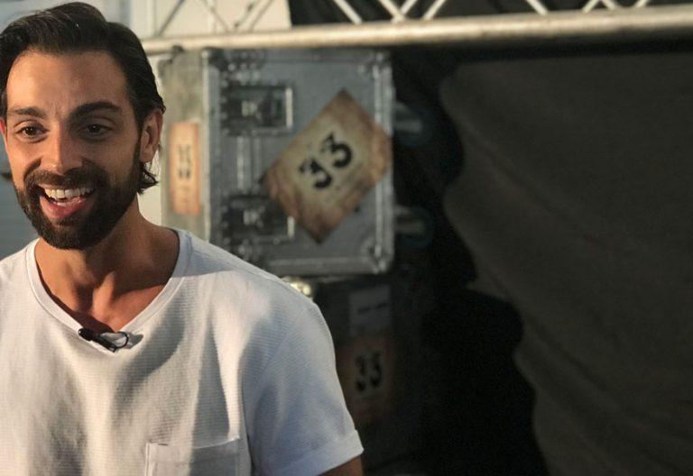 Christian Escuredo, protagonista de 33 El Musical